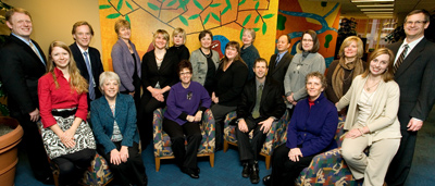 Lutheran Community Foundation staff